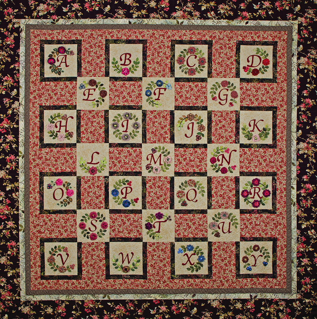 Alphabet Templates For Quilting : Books Graham Cracker Collection