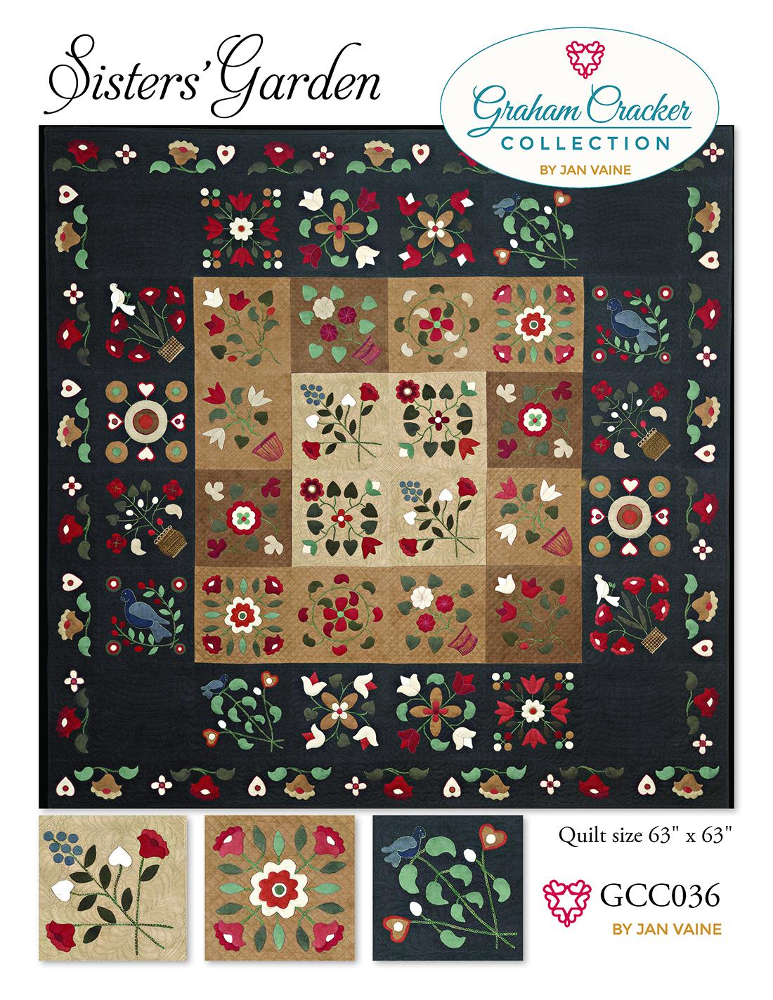 Free Patterns Graham Cracker Collection
