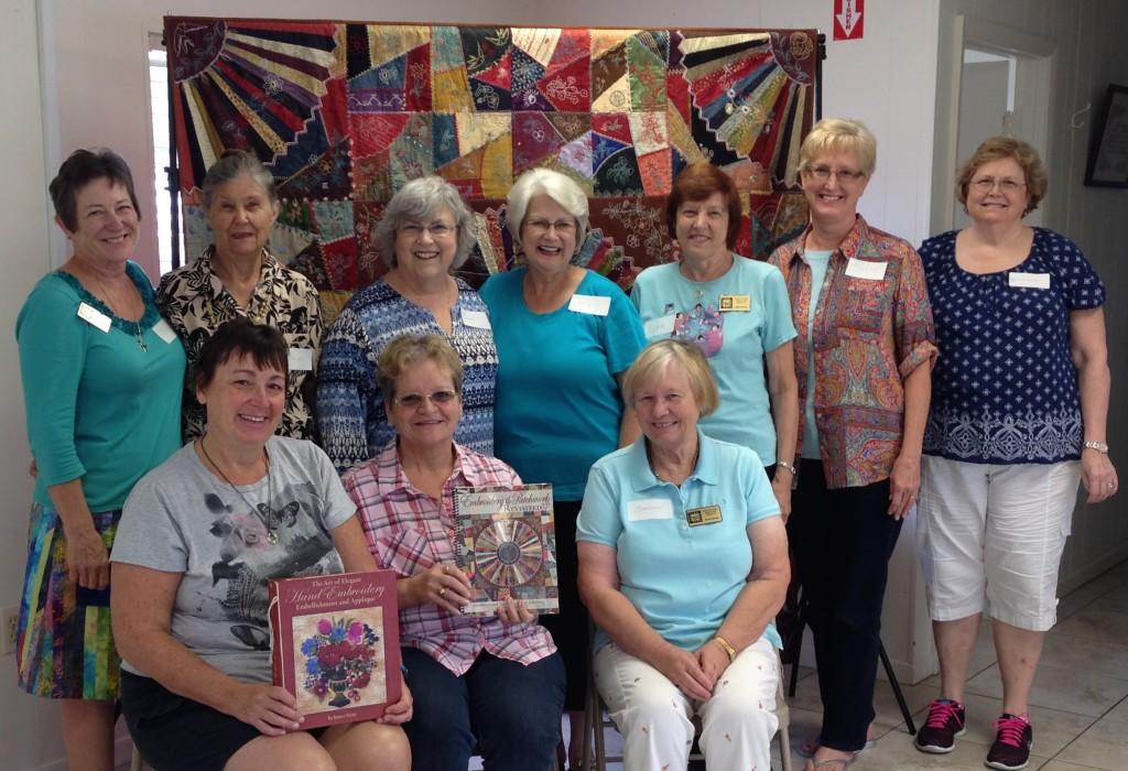 2014 Ladies of the Lake Quilt Guild, Lakeland, FL